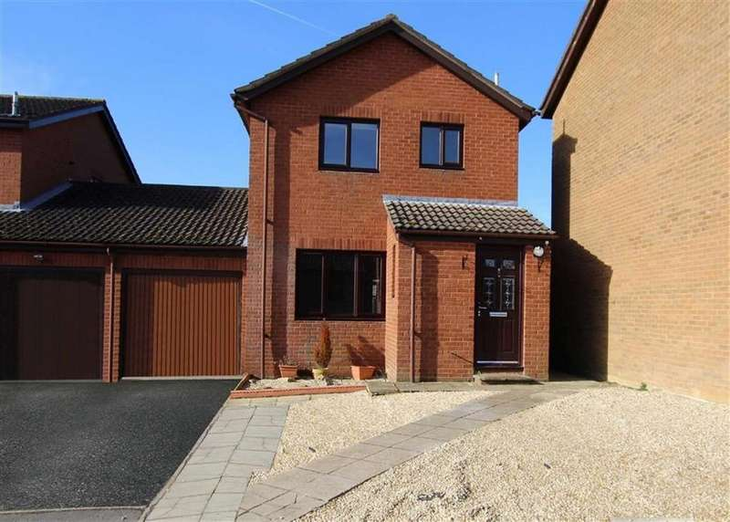3 Bedrooms Link Detached House for sale in 15, Highfield Court, Brackley