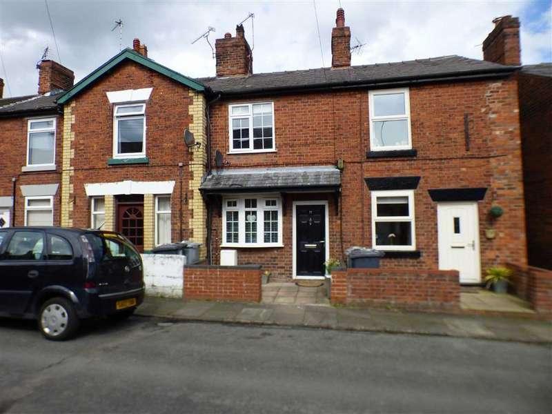 2 Bedrooms Terraced House for sale in Bradwall Street, Sandbach