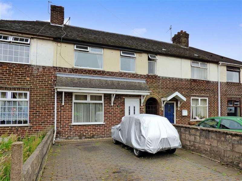 3 Bedrooms Town House for sale in Maureen Avenue, Stoke-on-Trent