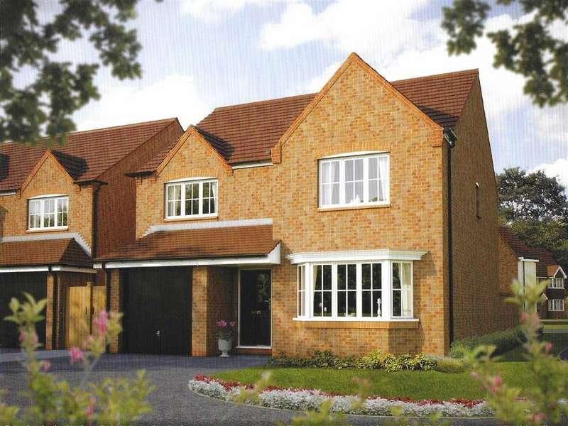 4 Bedrooms House for sale in Marbury Meadows, Wrenbury, Nantwich
