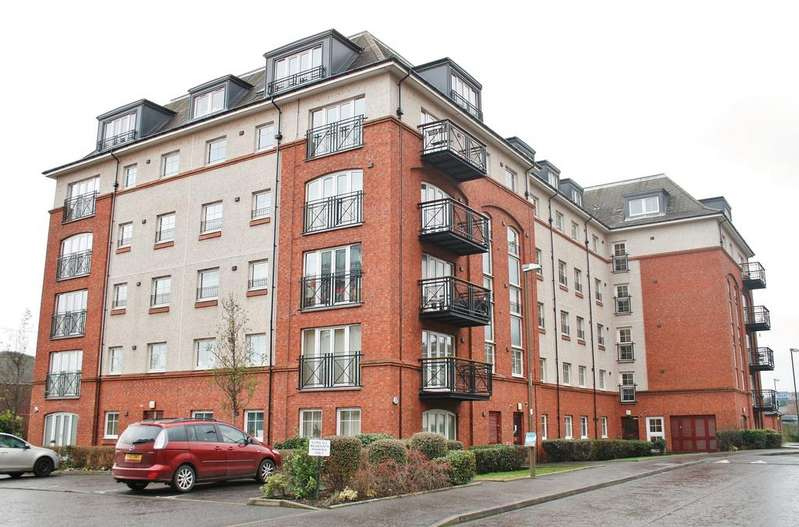 2 Bedrooms Flat for sale in 5/7 Appin Street, Slateford, Edinburgh EH14 1PN