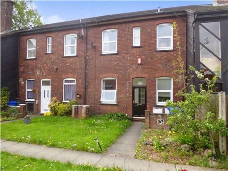 2 Bedrooms Town House for sale in Simonburn Avenue, Penkhull, Stoke-on-Trent