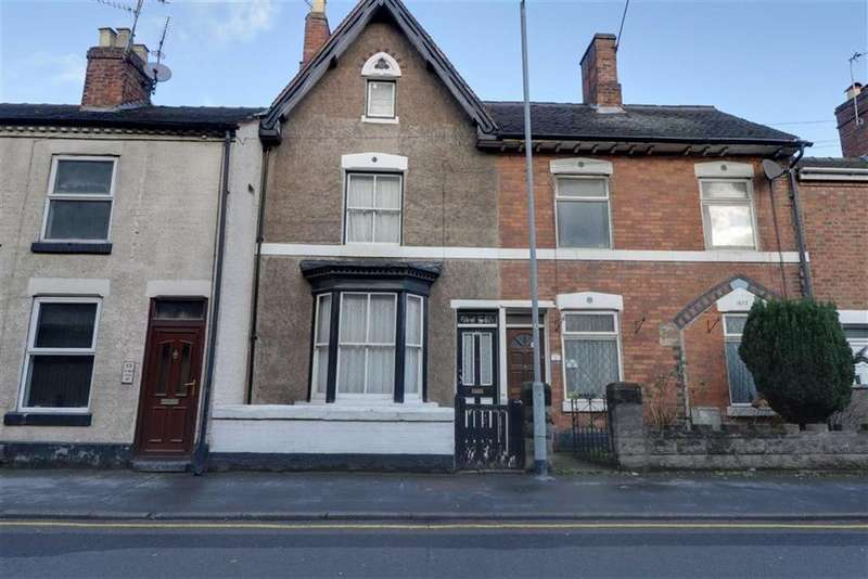 2 Bedrooms Terraced House for sale in Crooked Bridge Road, Stafford
