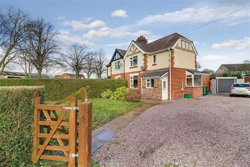 3 Bedrooms Semi Detached House for sale in Park Avenue, Winsford, Cheshire