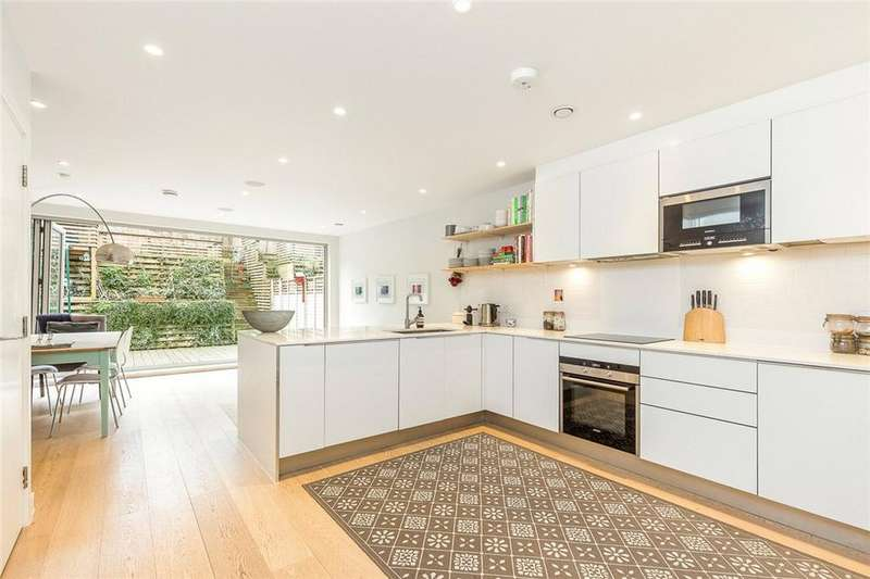 4 Bedrooms Terraced House for sale in Vision Terrace, 182 Landells Road, East Dulwich, London, SE22