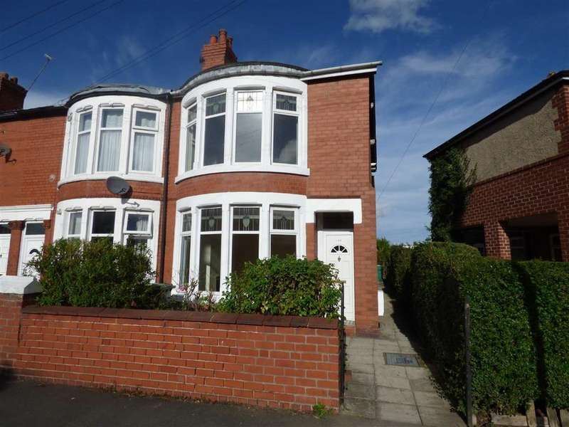 3 Bedrooms Terraced House for sale in Gainsborough Road, Crewe