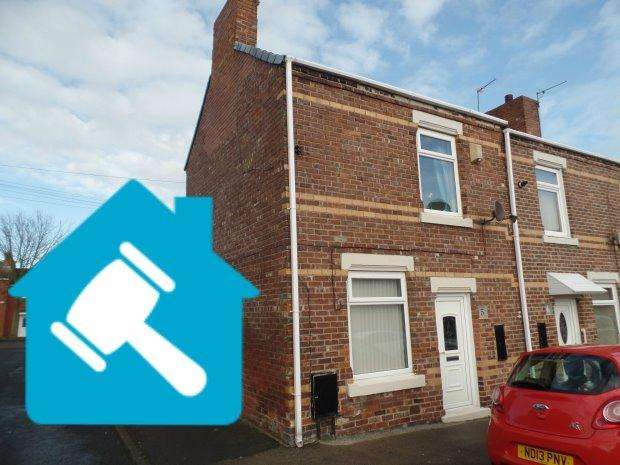3 Bedrooms Terraced House for sale in EDEN STREET, HORDEN, PETERLEE AREA VILLAGES