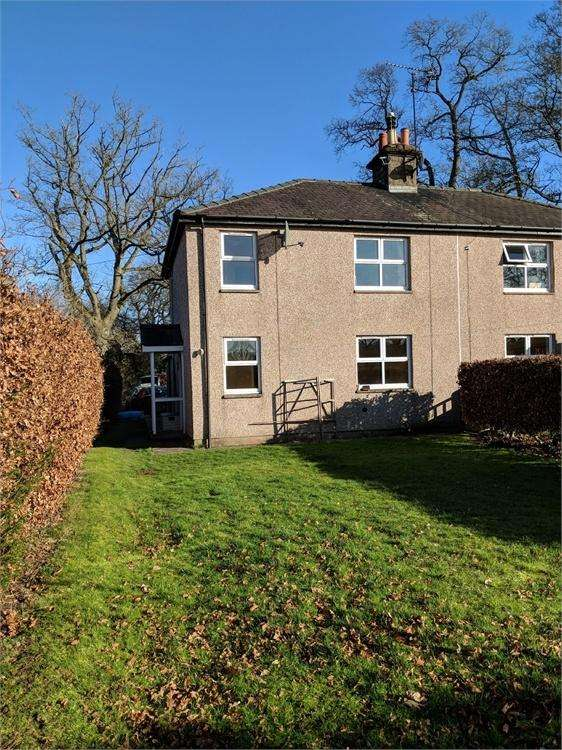 3 Bedrooms Semi Detached House for rent in 2 Crossrigg Hall Cottages, Cliburn, Penrith, Cumbria