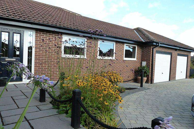 3 Bedrooms Detached Bungalow for sale in Low Pastures, Swarland, Morpeth