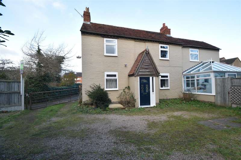3 Bedrooms Cottage House for sale in Narrow Walk, Worcester