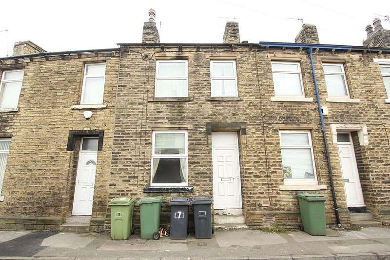 2 Bedrooms Terraced House for sale in Canal Street, Huddersfield, West Yorkshire, HD1 6NY
