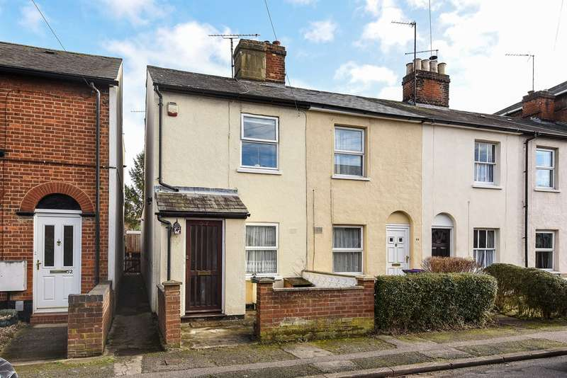 2 Bedrooms End Of Terrace House for sale in Dacre Road, Hitchin, SG5