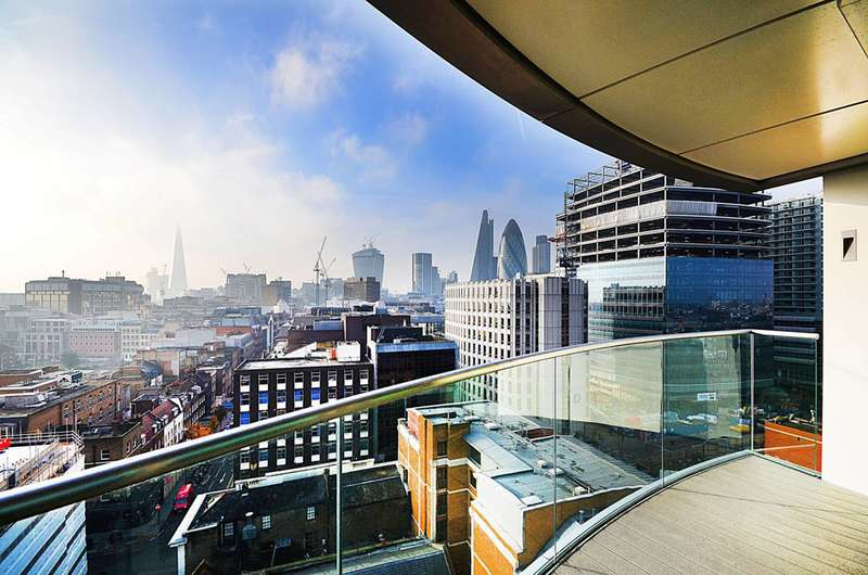 3 Bedrooms Flat for sale in Altitude Point, Aldgate, E1