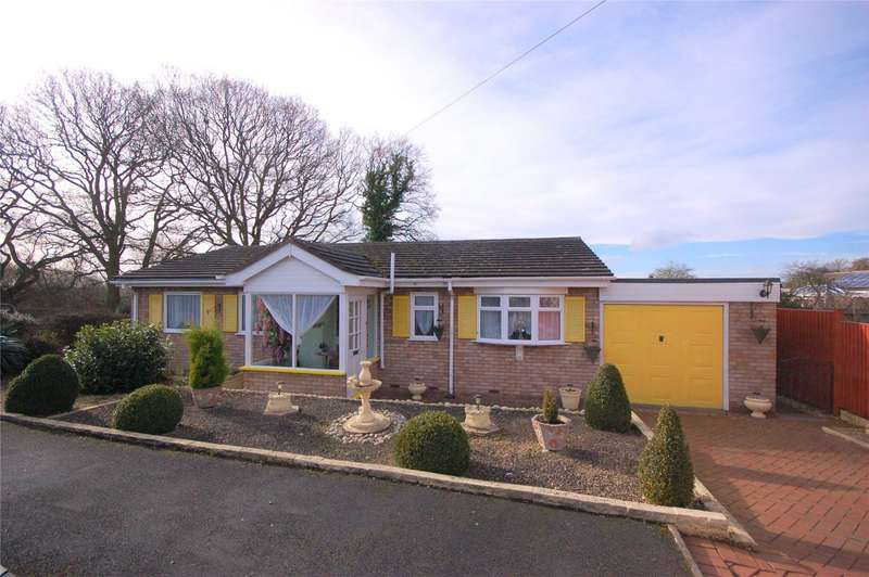 3 Bedrooms Detached Bungalow for sale in 14 Grasmere Drive, Highley, Bridgnorth, Shropshire, WV16
