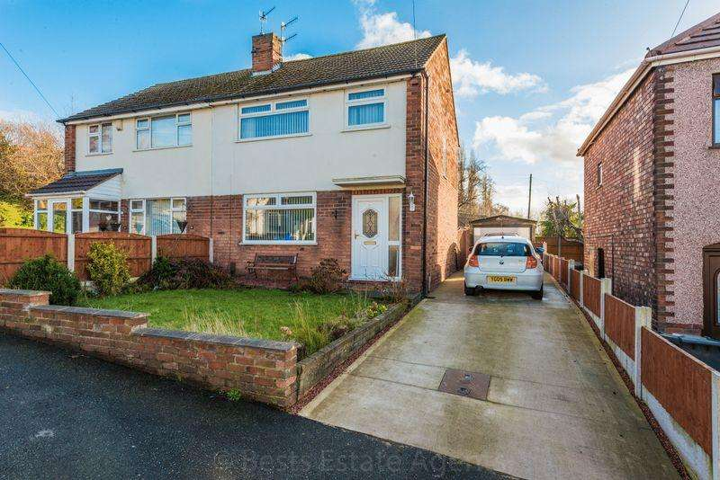 3 Bedrooms Semi Detached House for sale in Lancaster Avenue, Weston Point, Runcorn