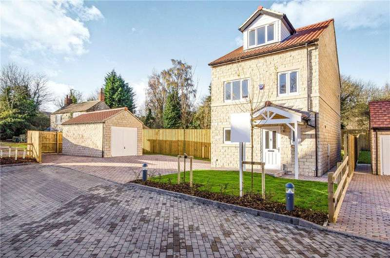 4 Bedrooms Detached House for sale in Abbeystone Gardens, Monk Fryston, Leeds