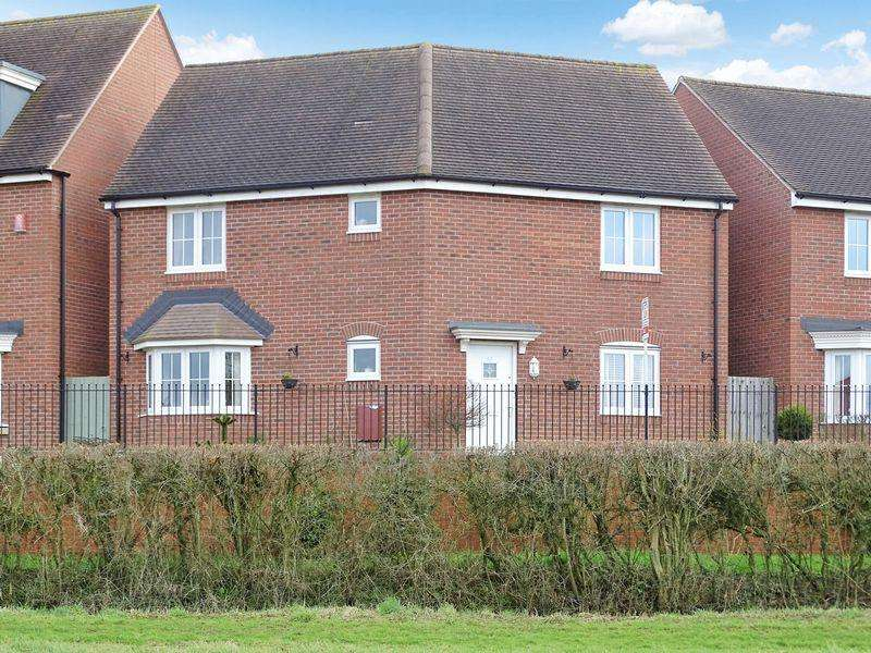 3 Bedrooms Detached House for sale in Hawthorn Road, Melksham
