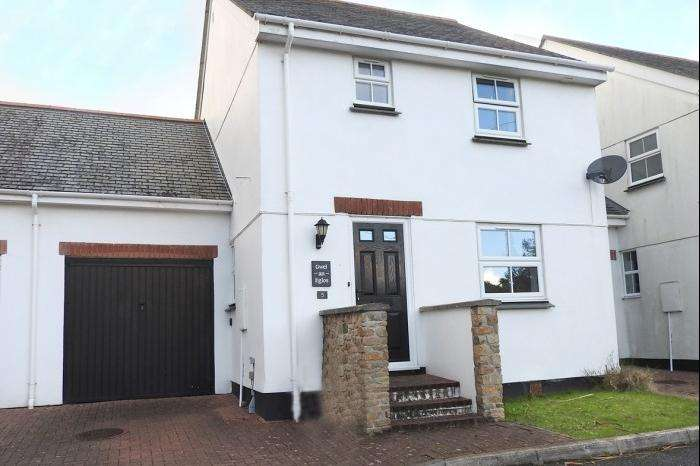 3 Bedrooms Town House for sale in GWEL AN EGLOS, 5 ROSEWARNE, TR13