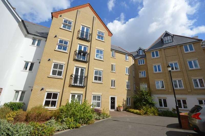 3 Bedrooms Apartment Flat for sale in Henry Laver Court, Colchester