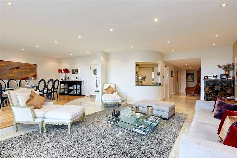 2 Bedrooms Flat for sale in Chelsea Crescent, Chelsea Harbour, London, SW10