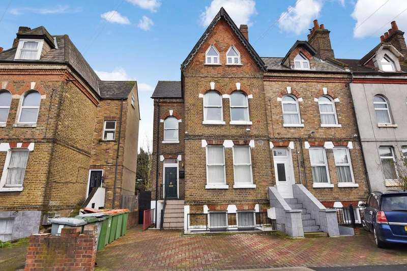 6 Bedrooms End Of Terrace House for sale in Palmerston Road, Forest Gate