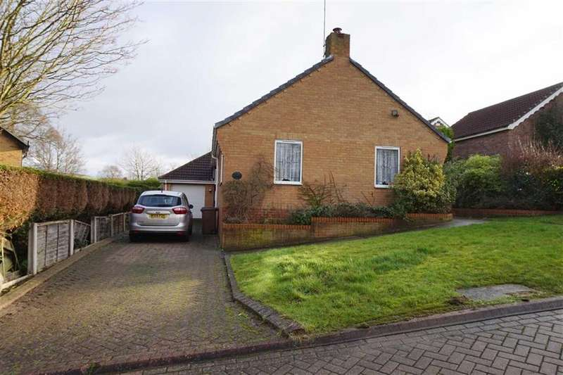 3 Bedrooms Detached Bungalow for rent in Drovers Rise, Elloughton, Elloughton, HU15