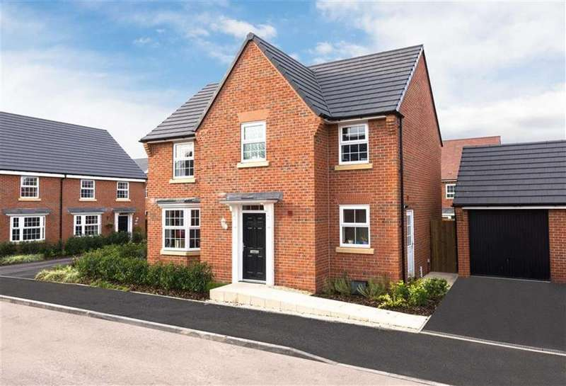 4 Bedrooms Detached House for sale in Charlotte Place, Winsford, Cheshire