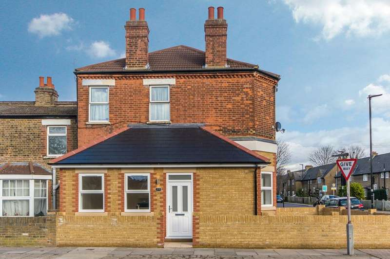 1 Bedroom Flat for sale in Whitestile Road, Brentford