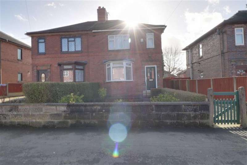 2 Bedrooms Semi Detached House for rent in Greasley Road