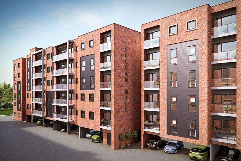 1 Bedroom Apartment Flat for sale in Malta Street, Manchester