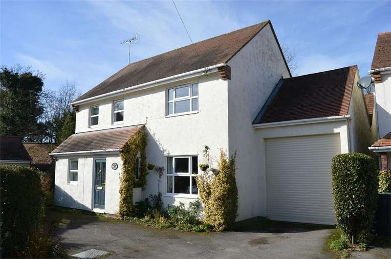 4 Bedrooms Detached House for sale in 13 Harrisons, Birchanger