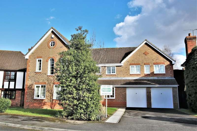6 Bedrooms Detached House for sale in West End, Southampton