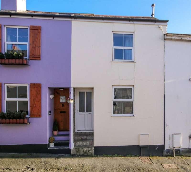 2 Bedrooms Terraced House for sale in Church Street, Kingsbridge, Devon, TQ7