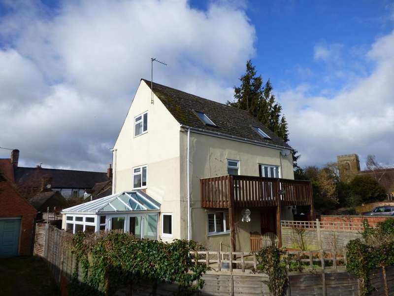 4 Bedrooms Detached House for sale in Horseshoe Close, Shipston-On-Stour