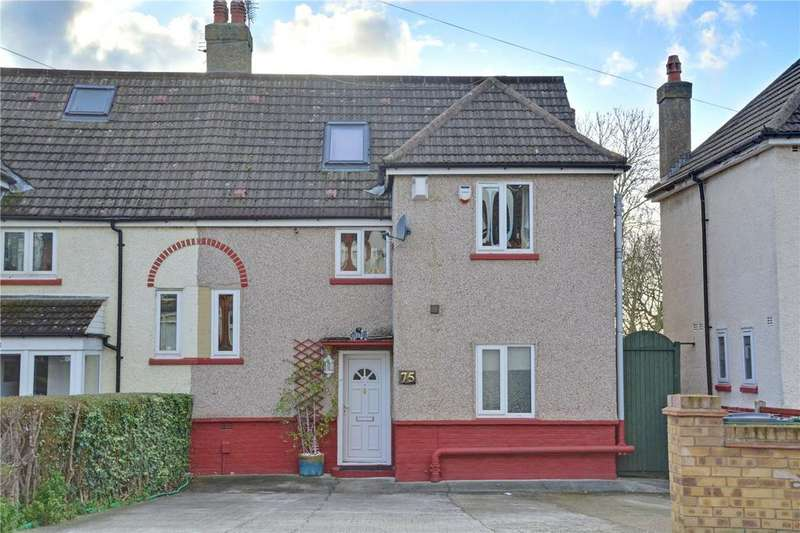 4 Bedrooms Semi Detached House for sale in Kinveachy Gardens, London, SE7
