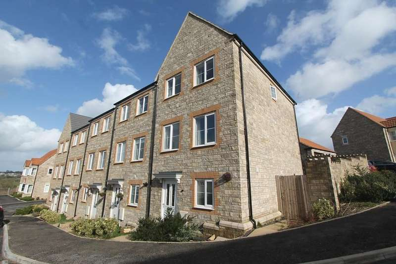 3 Bedrooms Town House for sale in Shoe Lane, Paulton, Bristol