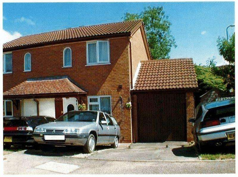 2 Bedrooms Semi Detached House for sale in Thornwell, Chepstow