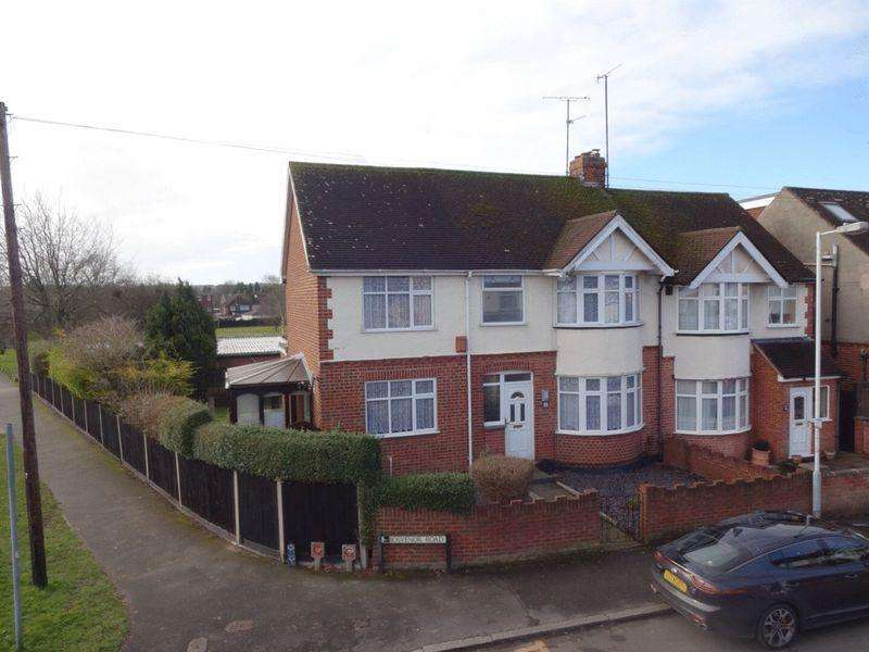 4 Bedrooms Semi Detached House for sale in Grosvenor Road, Luton