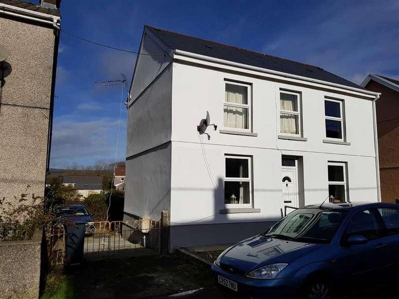 3 Bedrooms Detached House for sale in Gron Road, Gwaun Cae Gurwen, Ammanford