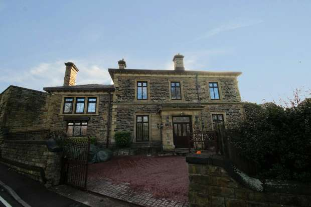 7 Bedrooms Detached House for sale in Cowley Hill Lane, Saint Helens, Lancashire, WA10 2AR