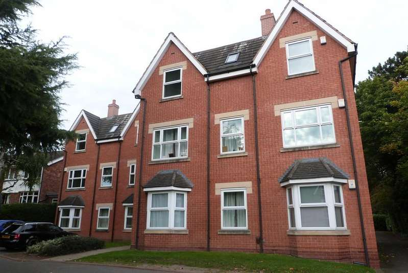 2 Bedrooms Apartment Flat for sale in Chester Road , Sutton Coldfield