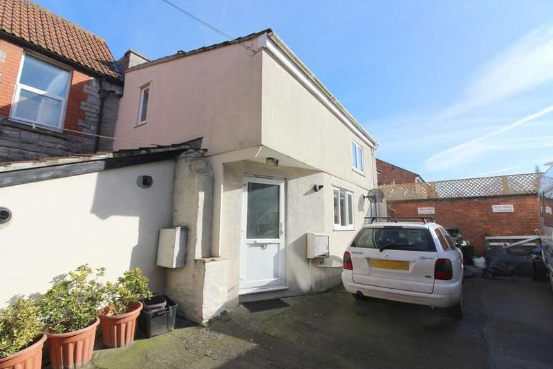 1 Bedroom Terraced House for sale in High Street, Street