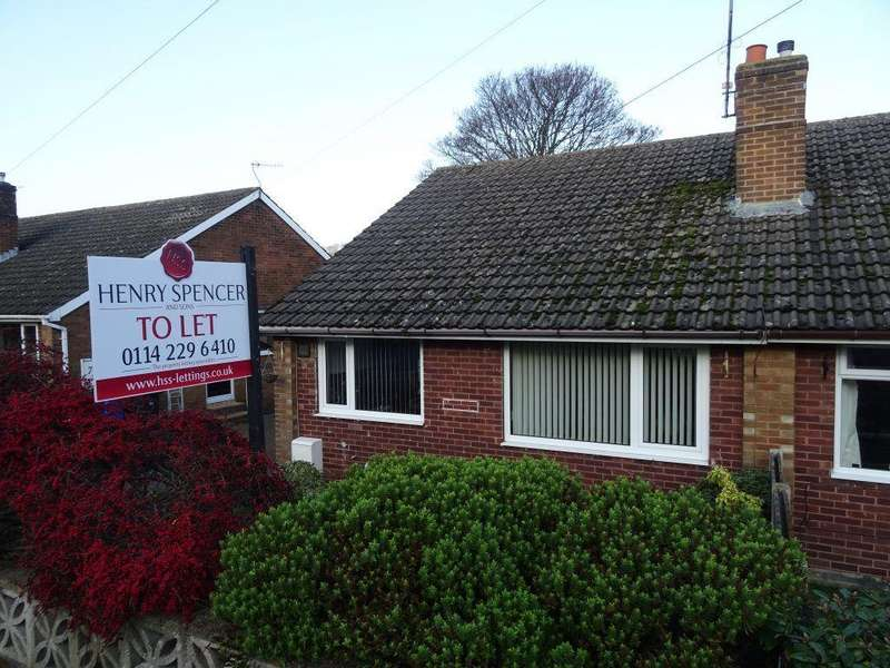 2 Bedrooms Semi Detached House for rent in Smithy Moor Road, Stocksbridge, Sheffield S36 1FH