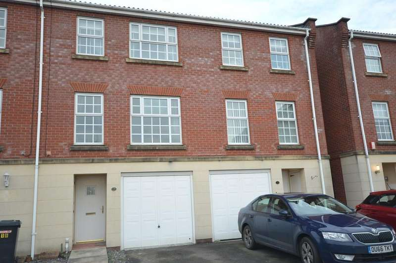 3 Bedrooms Town House for rent in Eric Drive, Sandbach