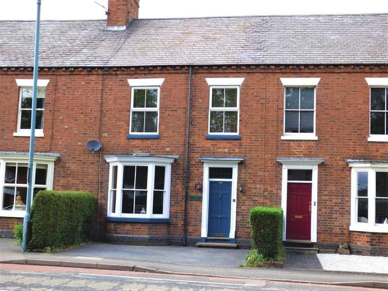 4 Bedrooms Terraced House for sale in Walsall Road, Lichfield
