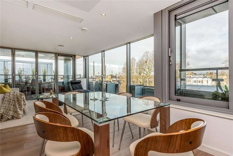 2 Bedrooms Flat for sale in Blackthorn Avenue, Islington, London, N7