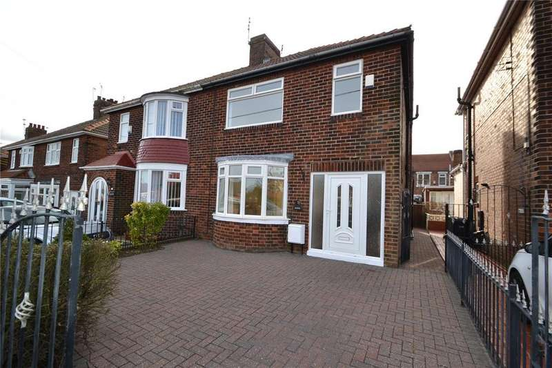 3 Bedrooms Semi Detached House for sale in Shotton Road, Horden, Peterle, Co Durham, SR8