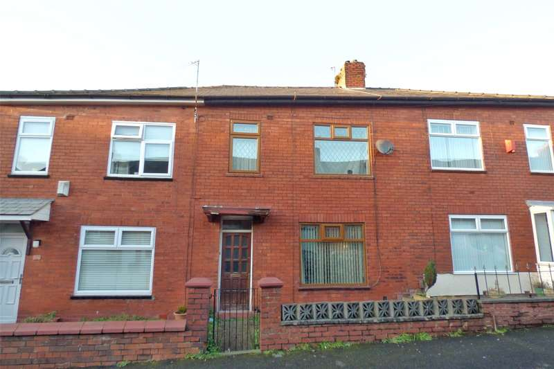 3 Bedrooms End Of Terrace House for sale in Milford Avenue, Hollinwood, Oldham, OL8