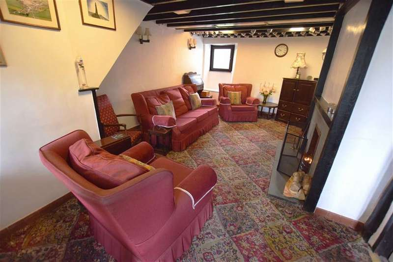 3 Bedrooms Terraced House for sale in Leece, Cumbria
