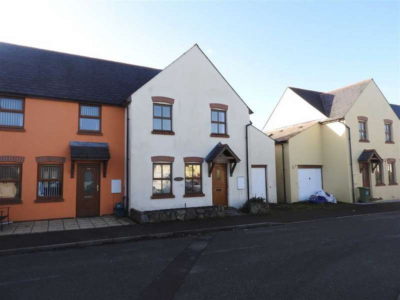 4 Bedrooms End Of Terrace House for sale in Heol Ty Newydd, CILGERRAN